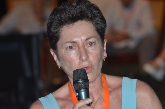 Sylvie Pascal-Lagarrigue (photo FFHB)