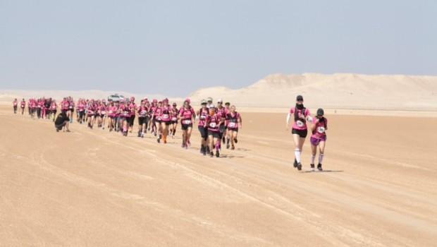 Raid La Saharienne Run 2015 (photo Pascal Boutreau)