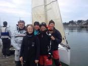 (photo Isabelle Joschke) skipper professionnelle