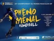 Handball affiche 2017 IHF