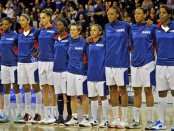 france basket feminines (photo S. Guiochon Le Progres)