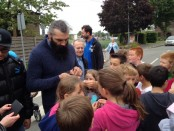 Chabal Tressin autographes