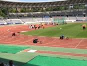 Handicap course fauteuil 400 m