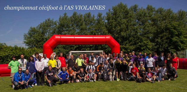 Violaines Cecifoot