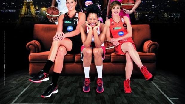 Affiche Open basket femmes 2015