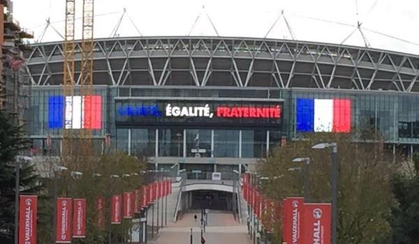 Wembley attentat