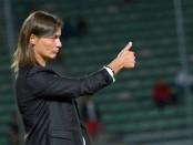 Corinne Diacre coach Clermont Foot