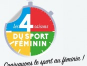 Visuel conjuguons le sport au feminin