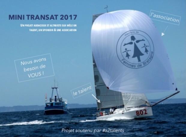 a2talents Mini Transat 2017