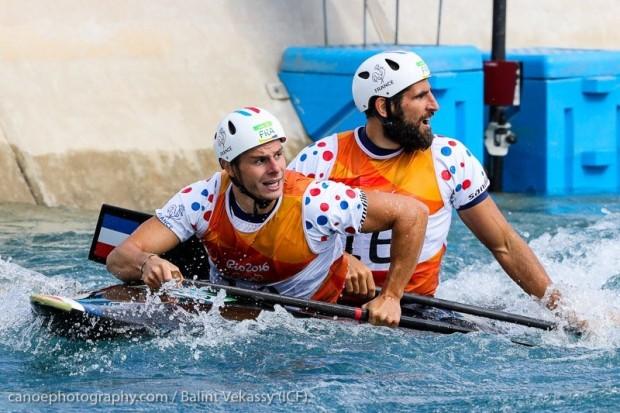 Canoe kayak CM hommes
