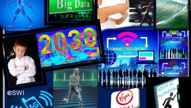 Sport 2030 ville intelligente
