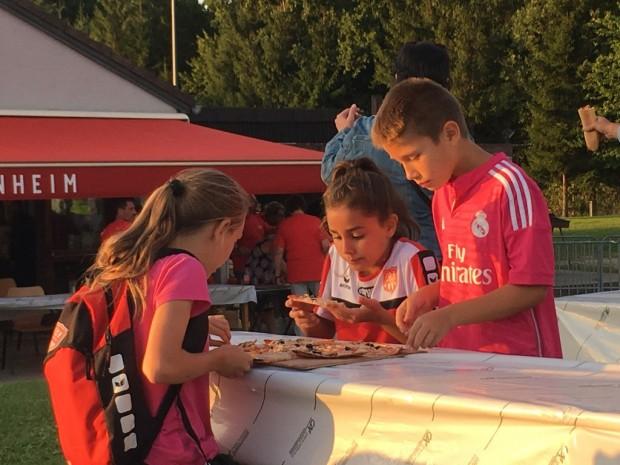 FC Vendenheim jeunes licencies garcon et filles
