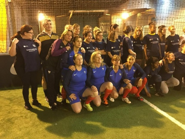 Footworking 2017 anciennes bleues