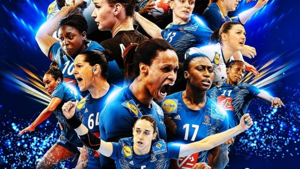 Handball championnes du monde 2017