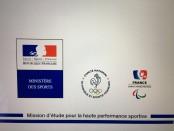 Visuel Ministere sport performance
