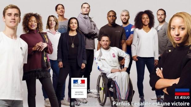 EXAEQUO equipe athletes