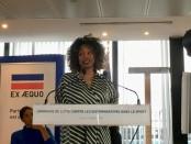 Laura Flessel ministre des sports