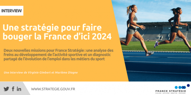 France strategie sport