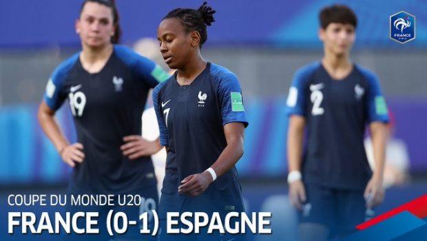 France Espagne demi finale U20