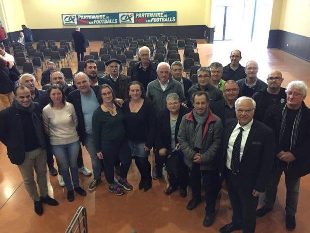 Nouveau Comité Directeur Pyrenees Atlantiques