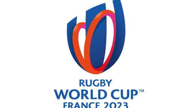 Rugby CM2023 Logo