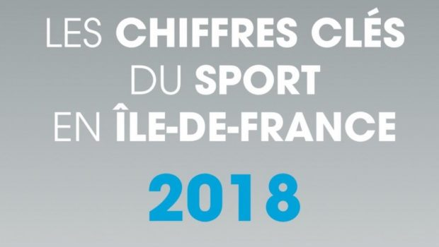 chiffres sport 2018 ile de france