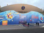 Parc des Princes - CM2019