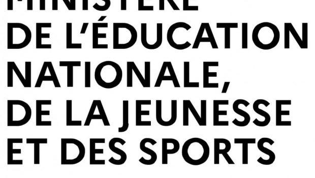 Logo Ministère éducation nationale jeunesse et sports